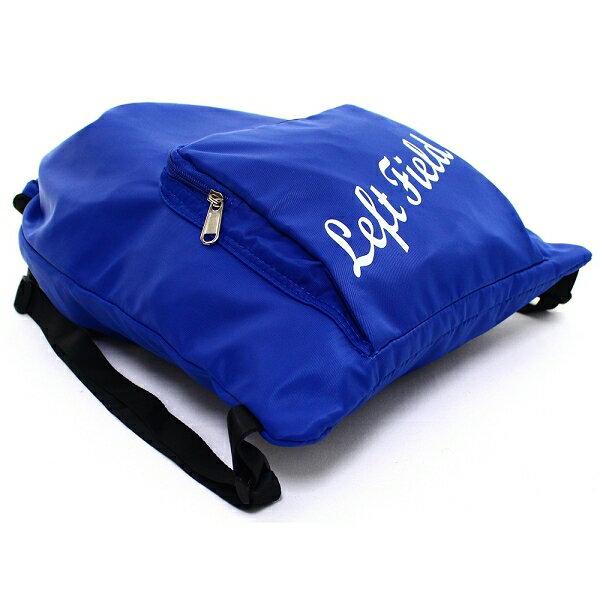 後背包 繽紛亮彩防潑水尼龍口袋束口包 NEW STAR BK168 5