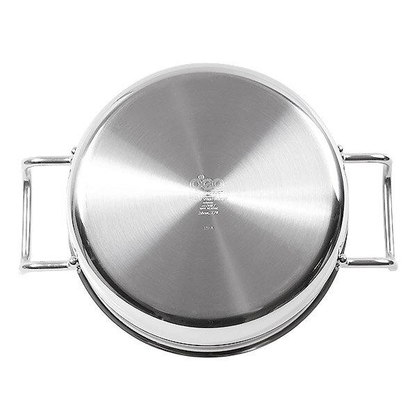 GEO日本製不鏽鋼兩手提鍋 / IH對應 / 20cm /  ok-85016046 。共1色-日本必買 日本樂天代購(9180*1.7) /  件件含運 3