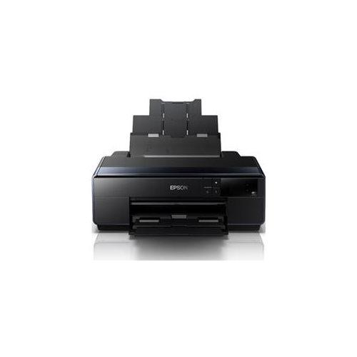 Epson SureColor P600 Inkjet Printer - Color - 5760 x 1440 dpi Print - Photo/Disc Print - Desktop - Photo, A4, Letter, B, A3, Super B, ... - 120 sheets Standard Input Capacity - Automatic Duplex Print - LCD - Ethernet - Wireless LAN - USB 1