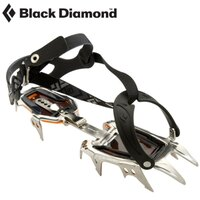 Black Diamond 綁帶 不鏽鋼 冰爪