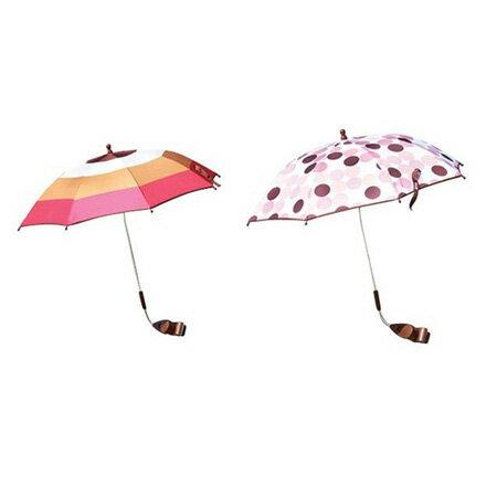 DEDE BABY 兒童折疊三輪車傘具配件-永恆紅/舒適粉【悅兒園婦幼生活館】
