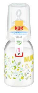 『121婦嬰用品館』NUK 一般口徑PP印花奶瓶110ml - (1號中圓洞) 2