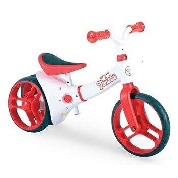 【Holiway】平衡滑步車-扭輪款-寶石紅 - 限時優惠好康折扣
