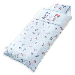 Disney 運動米奇兩用睡袋 E(藍)