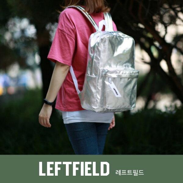 【韓國直送】後背包正韓LEFTFIELD珍珠閃亮背包書包電腦包NO.292