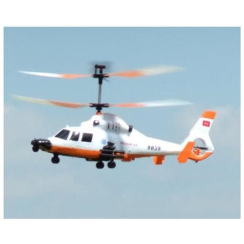 RC 3 Channel GunShip Helicopter W/ GYRO 3