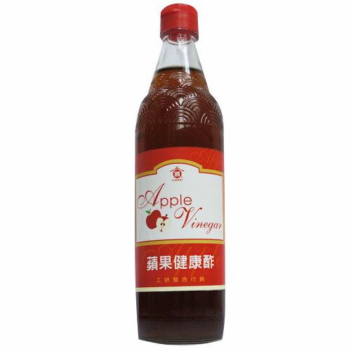 合將蘋果健康醋600ML【愛買】