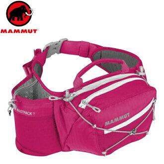 Mammut 長毛象 腰包/運動腰包/隨身包 Lithium Waistpack 2520-00740 3148 洋紅 3L