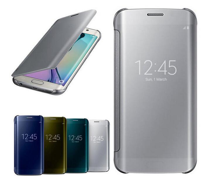 三星 Galaxy S8 S8+ NOTE5 S7 / S7 edge 全透視 皮套 視窗 保護套 保護殼 智能 智慧