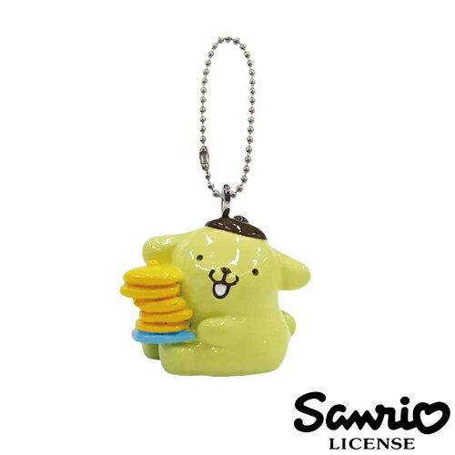 sightme看過來購物城:鬆餅款【日本正版】布丁狗立體吊飾擺飾三麗鷗SANRIO-605207