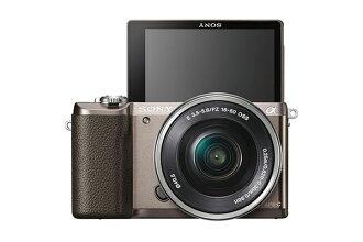 【新博攝影】SONY ILCE-5100L 數位單眼相機 送16G記憶卡/副廠座充/保護貼清潔組/ 台灣索尼公司貨二年保固 分期零利率
