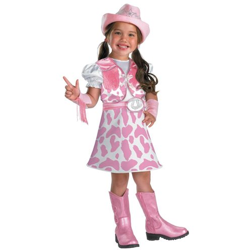 Toddler Wild West Cutie Halloween Costume 0