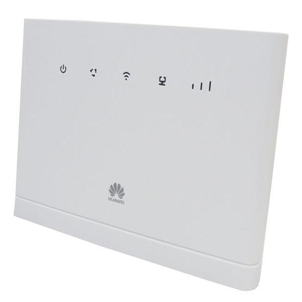 HUAWEI 華為 B315s-607 4G LTE 行動網路分享器 熱點機 WiFi分享器