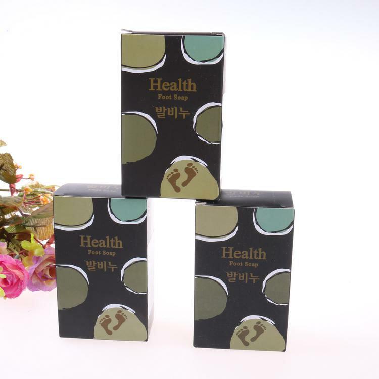韓國去腳氣除臭皂 2 件,韓國家喻戶曉的特殊功能香皂,18種韓方原料製成,有效止癢及除臭