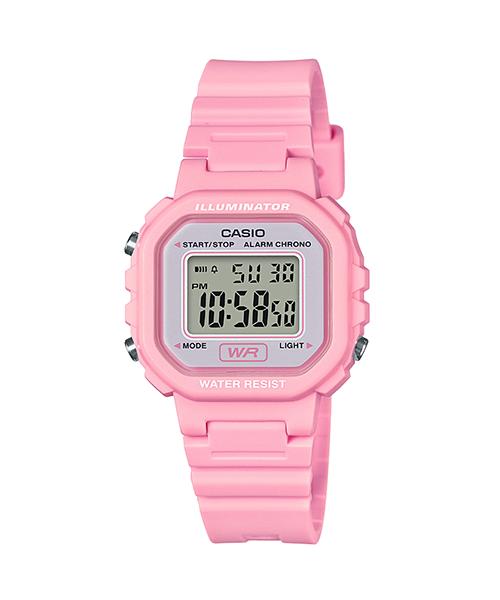 【CASIO】【男錶】【數位顯示錶】LA-20WH-4A1 台灣公司貨 保固一年 附原廠保固卡