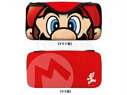 任天堂 Switch NS 瑪利歐 主機包 軟布包 收納包 攜帶包 軟包【台中恐龍電玩】