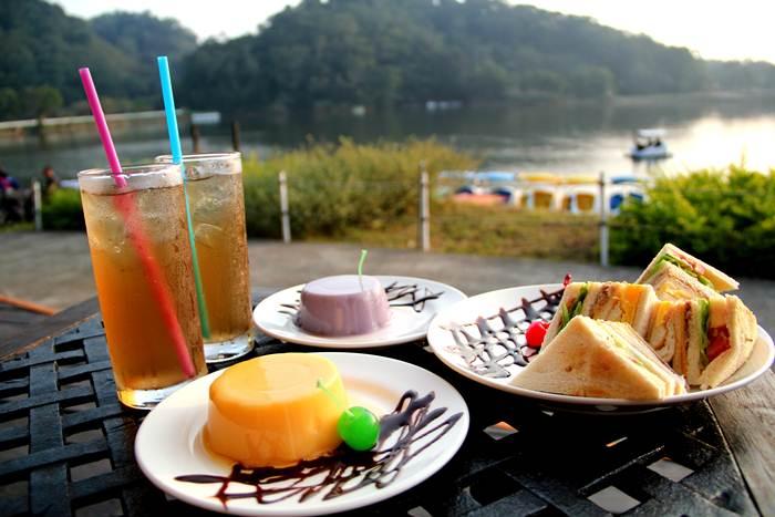 【66折】《苗栗.三義》西湖渡假村_ 雙人門票+下午茶套餐