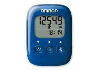 專品藥局 omron 歐姆龍 計步器 HJ-325 藍色 (實體店面公司貨) 【2002622】