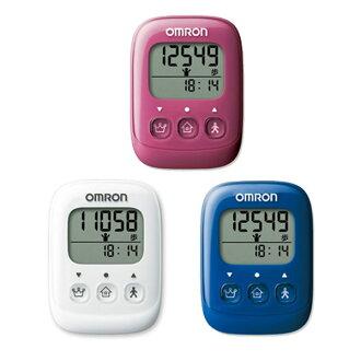 專品藥局 omron 歐姆龍 計步器 HJ-325 白色/藍色/粉紅色 三色可選 (實體店面公司貨)