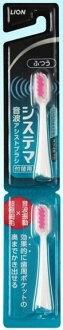 專品藥局 日本 LION獅王 音波震動牙刷【補充刷頭 2入】