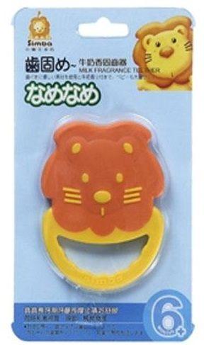 專品藥局 小獅王Simba 固齒器 牛奶香固齒器 (實體簽約店面) S1613【2006432】