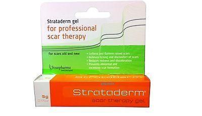 專品藥局 Strataderm Scar Therapy 舒坦膚凝膠 5g 疤痕凝膠【2007955】
