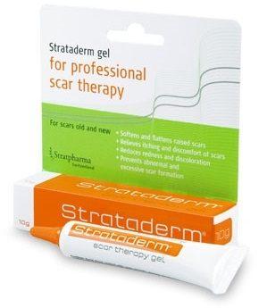 專品藥局 Strataderm Scar Therapy 舒坦膚凝膠 10g 疤痕凝膠【2007956】
