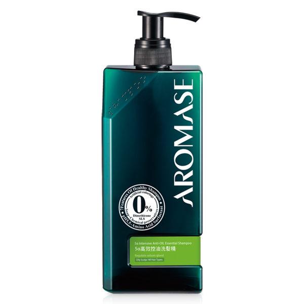 專品藥局 艾瑪絲 Aromase 5α高效控油洗髮精(高階版)-400mL【2008161】