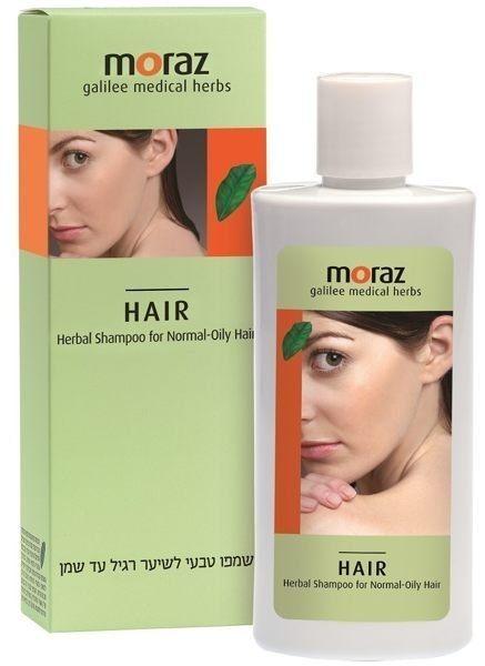 專品藥局 MORAZ 茉娜姿 草本舒活洗髮露(正常/油性髮)250ML 【2008456】