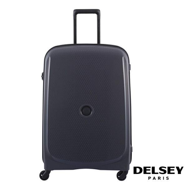 【加賀皮件】DELSEY法國大使BELMONT系列拉鍊旅行箱30吋行李箱003840830
