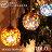【現貨 免運】燈飾 吸頂燈 吊燈  室內設計 居家裝潢 日本設計 手工 馬賽克 玻璃 單頭吊燈  【VIDLO 愛媛家居】 9