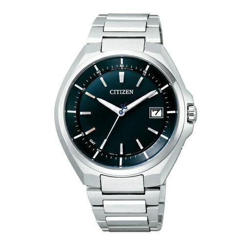 CITIZEN 星辰錶 CB3010-57L 鈦金屬電波錶