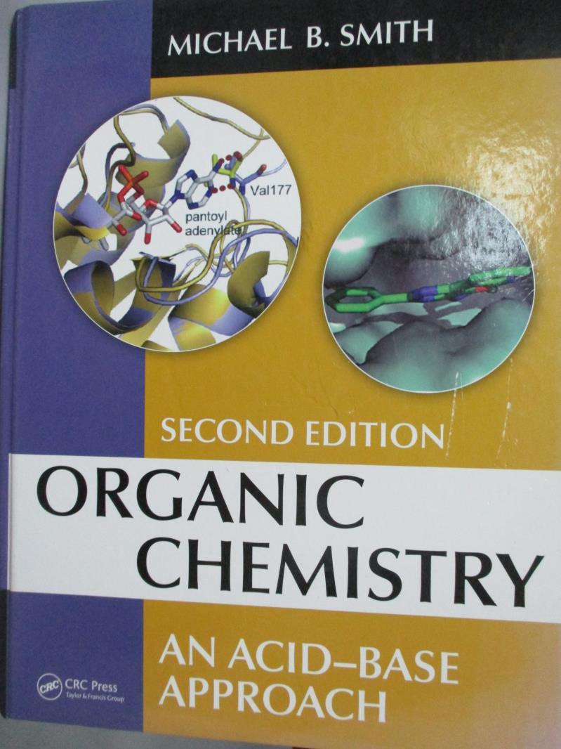 【書寶 書T7/大學理工醫_YGC】Organic Chemistry: An Acid-base Approach_