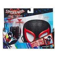 Marvel 玩具與電玩推薦到(卡司 正版現貨) MARVEL 漫威 蜘蛛人 新宇宙 動畫電影 任務扮裝 玩具組 黑蜘蛛人 面具就在卡司玩具推薦Marvel 玩具與電玩