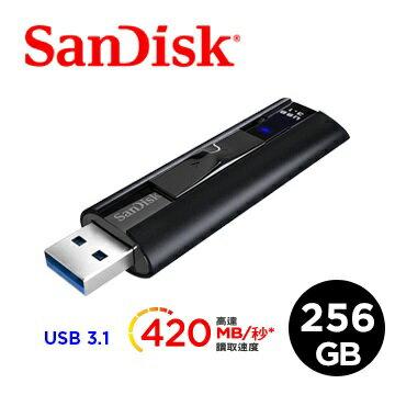 【SanDisk】ExtremePROCZ880USB3.1隨身碟256G