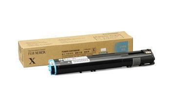 FujiXerox DocuPrint CT200806 原廠原裝青綠色高容量碳粉 適用 DocuPrint C3055DX 雷射印表機