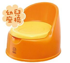 小獅王二合一學習便座(橘)【樂寶家】