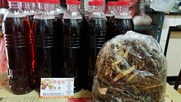 純古法煮法:青草茶、仙草茶 (800ml /  瓶) 1