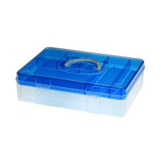 【nicegoods】FUN貝兒- 手提箱A4(塑膠 小物收納 樹德)