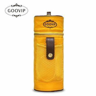 『121婦嬰用品館』GOOVIP USB充電系列-攜帶式恆溫保溫袋(橘)
