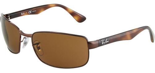 08efcbd4b7 Ray-Ban Polarized Men s Crystal Brown Classic Sunglasses RB3478 01457 0