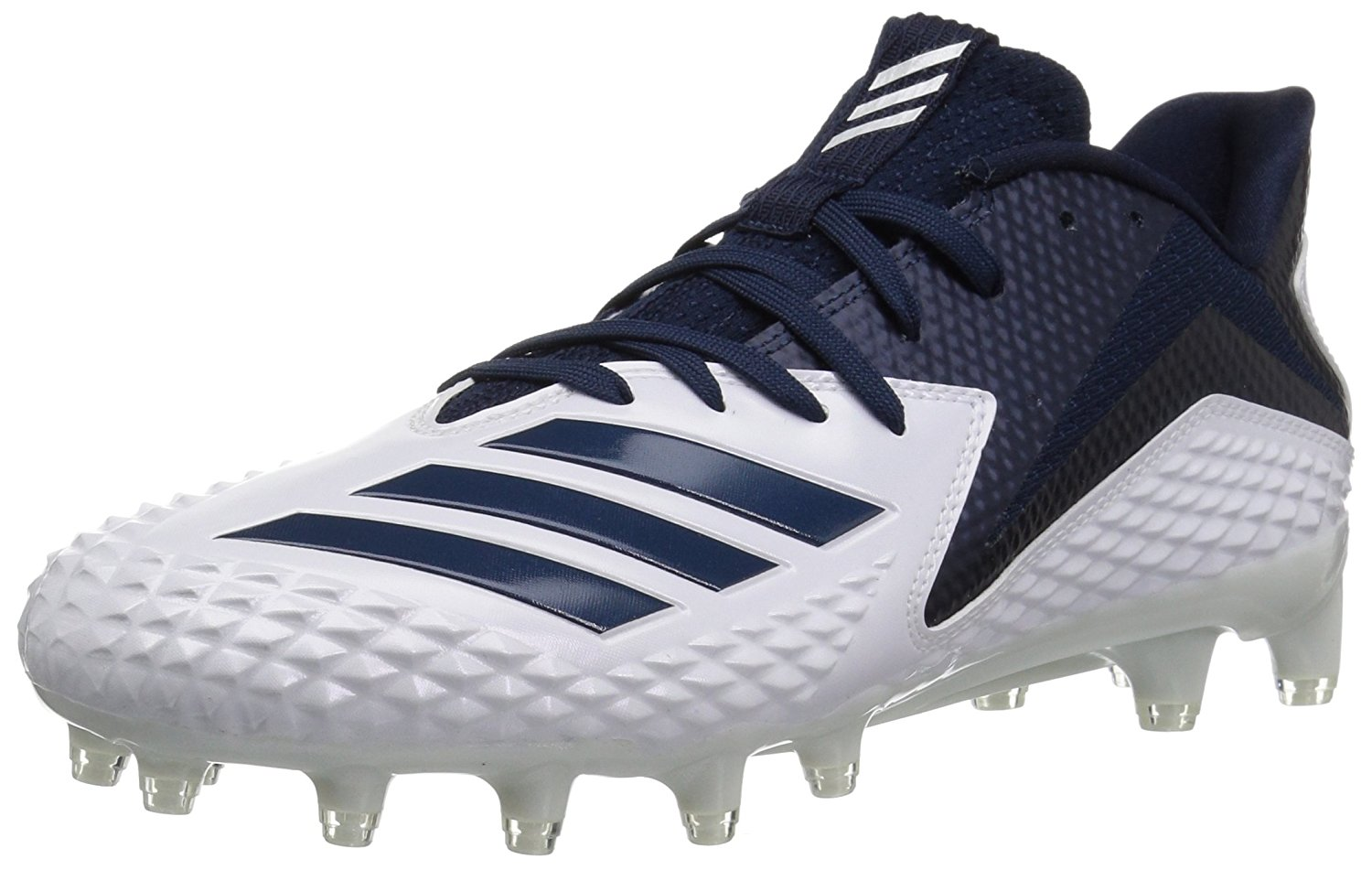 Adidas Mens Freak x Carbon Hight Top Lace Up Baseball Shoes