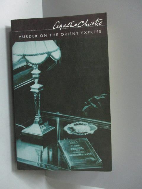 ~書寶 書T1/一般小說_OFR~Murder on the Orient Express