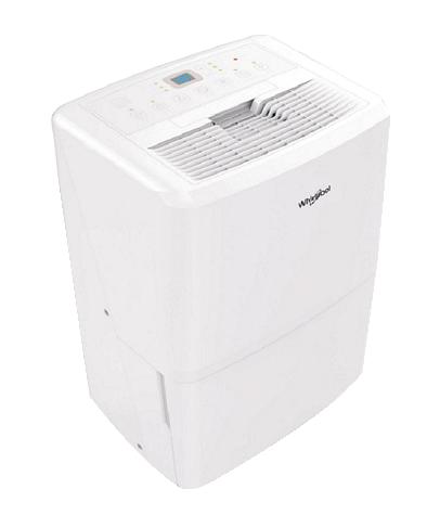 Whirlpool 惠而浦 16L高效能除濕機 一級能源效率(WDEE30AW)