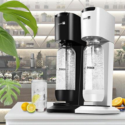 樂創自製蘇打水氣泡水機家用汽水冷飲料氣泡機奶茶店設備商用