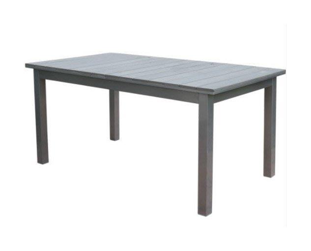 ╭☆雪之屋☆╯塑木延伸桌/戶外休閒桌椅/跳桌T-1011