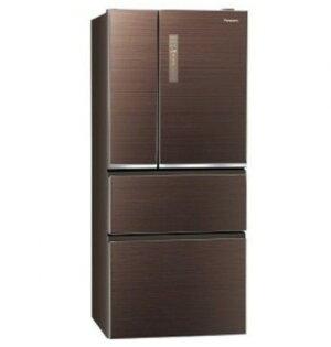 【Panasonic國際牌】610L變頻節能四門冰箱NR-D619NHGS