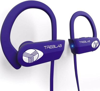 treblab rakuten treblab xr500 bluetooth headphones best wireless sports earbuds ipx7. Black Bedroom Furniture Sets. Home Design Ideas