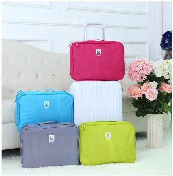 ♚MY COLOR♚ 衣物收納袋 髒衣收納 兩用衣物收納 旅行收納袋 行李整理包 戶外收納