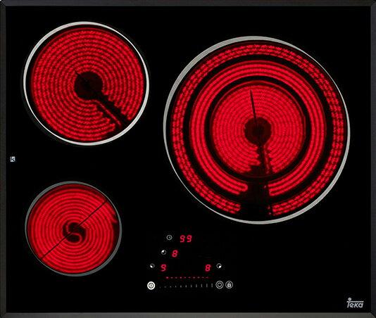 TEKA 德國 TRS-635 三口電陶爐【零利率】※熱線07-7428010